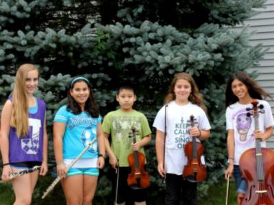 Bedford Academy of Music Chamber Summer Camp